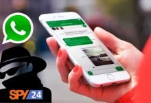 Spy WhatsApp messages